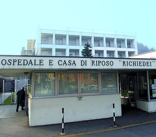 Ingresso Fondazione Richiedei a Gussago