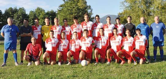 Allievi Gussago Calcio, 2012-2013