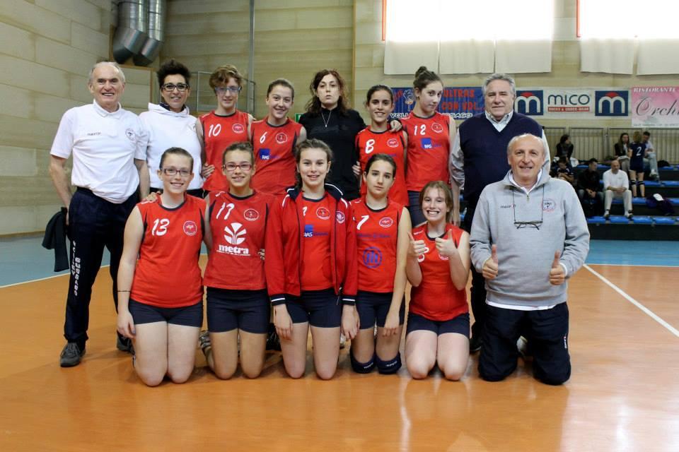 Volley Gussago Memorial Gurini