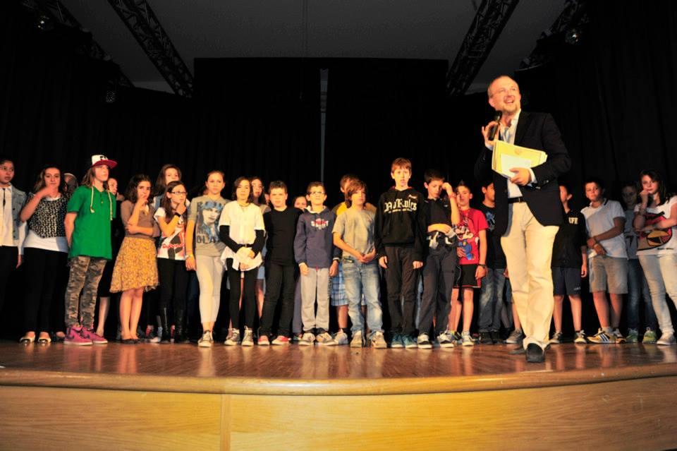 Fotogallery Classi(ci) in scena - Premio Giovanni Canu 2013