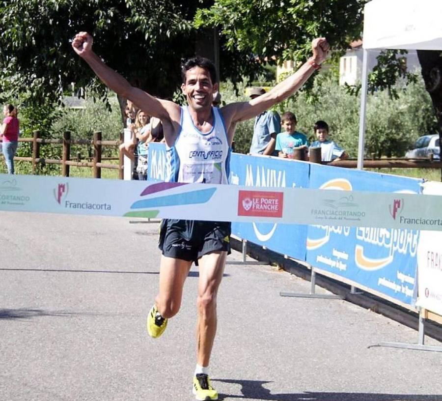 Kahlid En Guady - Maratona della Franciacorta 2013