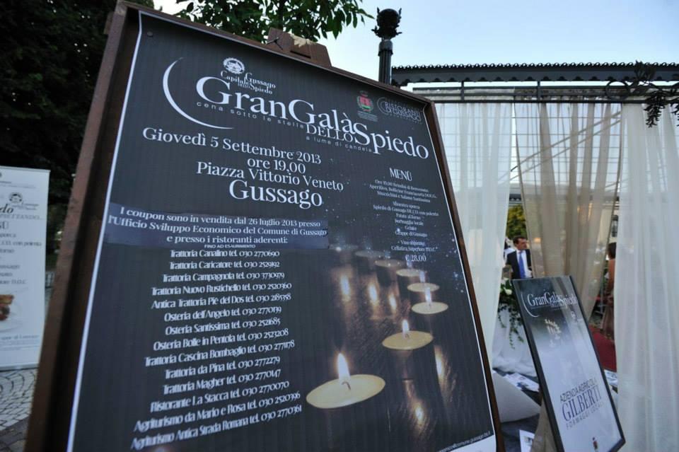 Fotogallery Gran galà dello spiedo 2013
