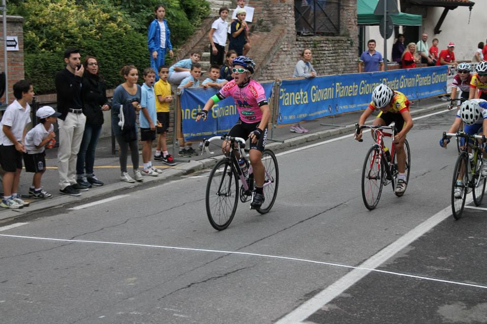 Campionato provinciale giovanissimi a Capriano 2013 - GS Ronco