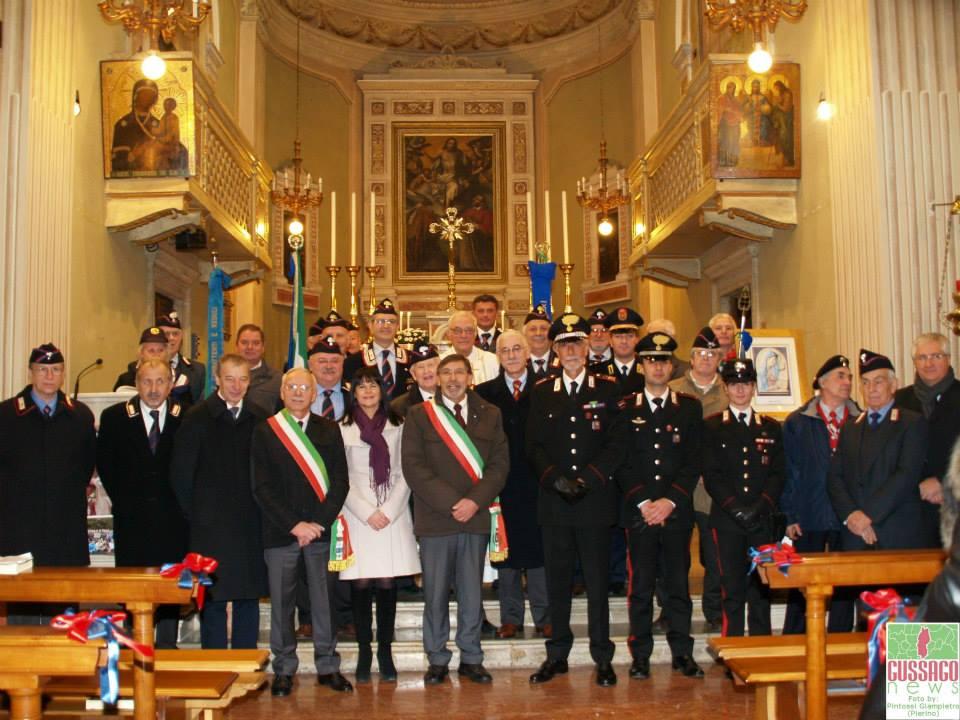 Festa Patrona dell'Arma: Virgo Fidelis 2013