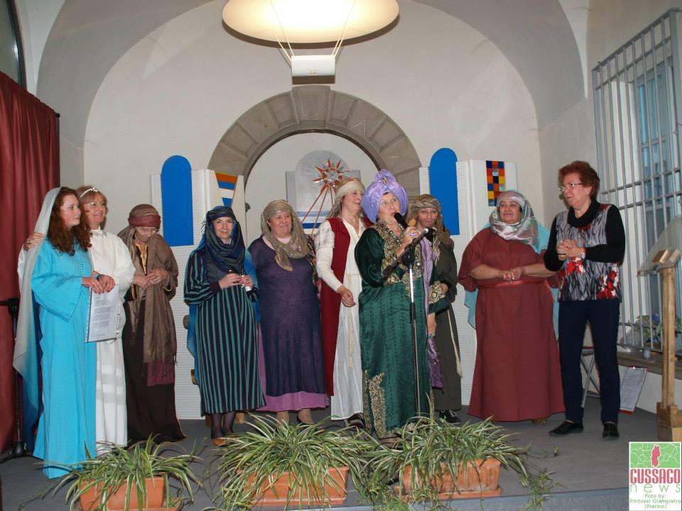 """Fotogallery """"Festa di Natale"""" dell'Associazione Pensionati 2013"""