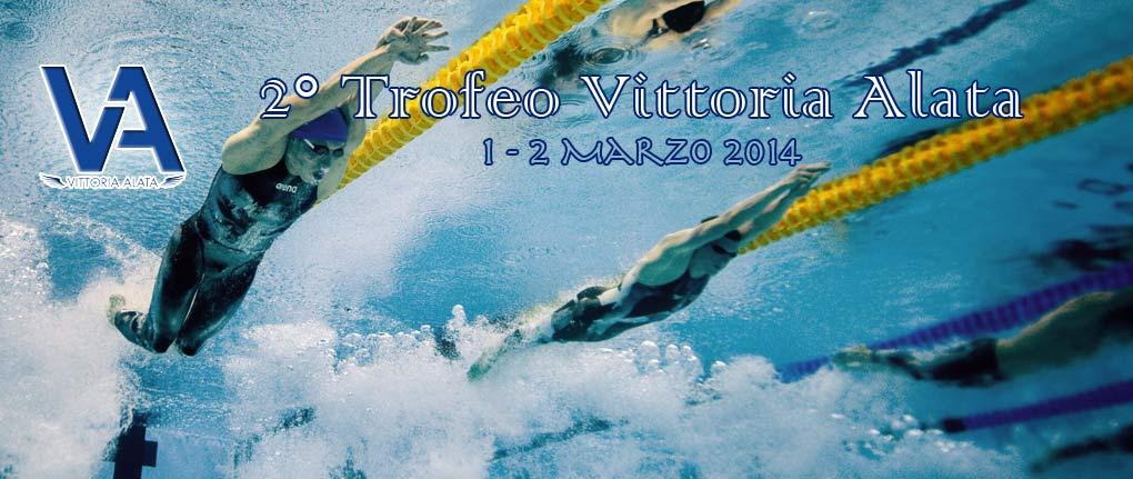 Trofeo Vittoria Alata Nuoto 2014
