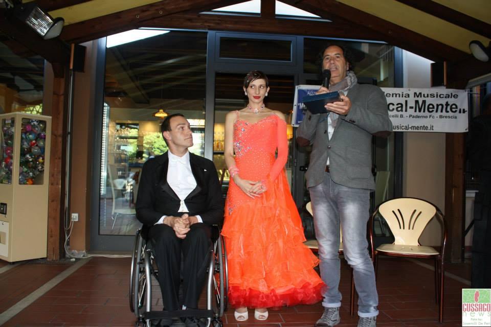Tarek Ibrahim e Sara Greotti