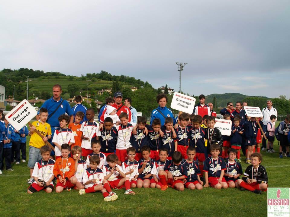 Fotogallery Festa Primi calci Gussago calcio 2014