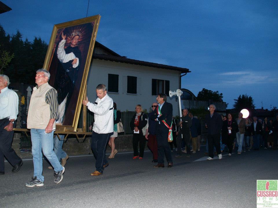 Fotogallery processione San Vincenzo 2014