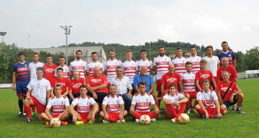 Gussago calcio stagione 2014-2015