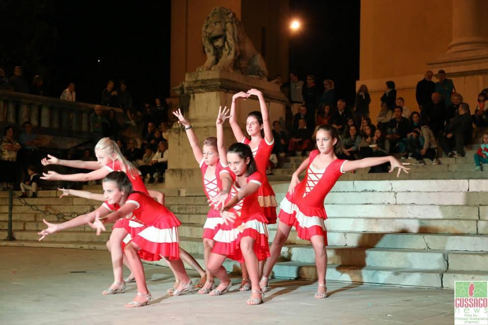 Fotogallery esibizione Spazio Danza settembre 2014