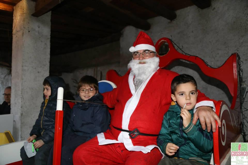 Fotogallery Mercatini Natale Ronco 2014