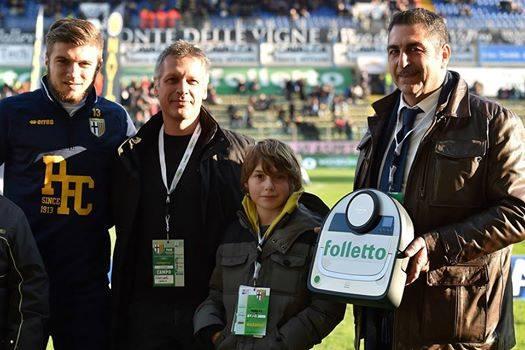Ilario Martinotti concorso Folletto