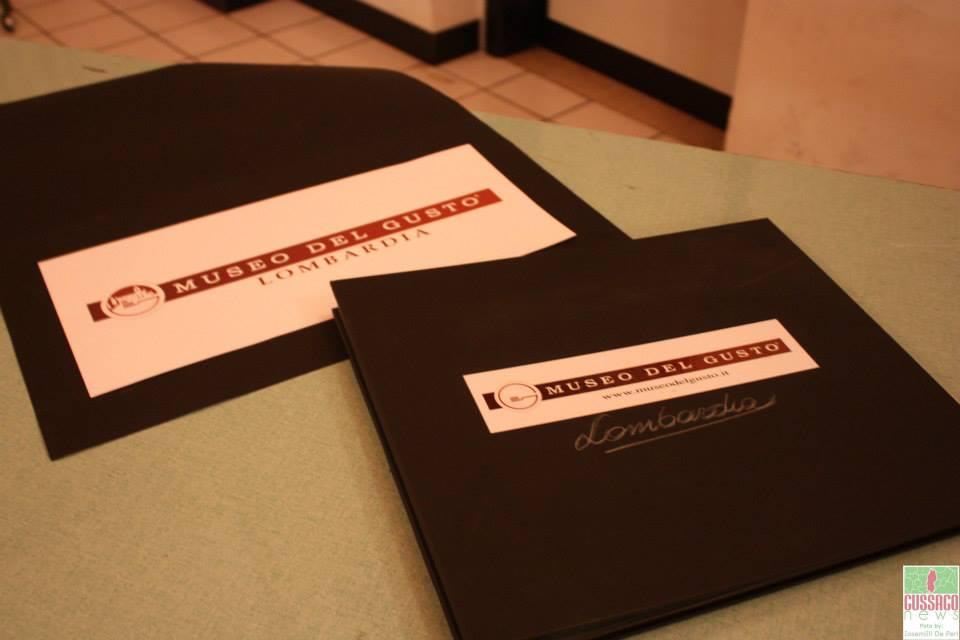 Fotogallery presentazione progetto Museo del Gusto Lombardia 2015