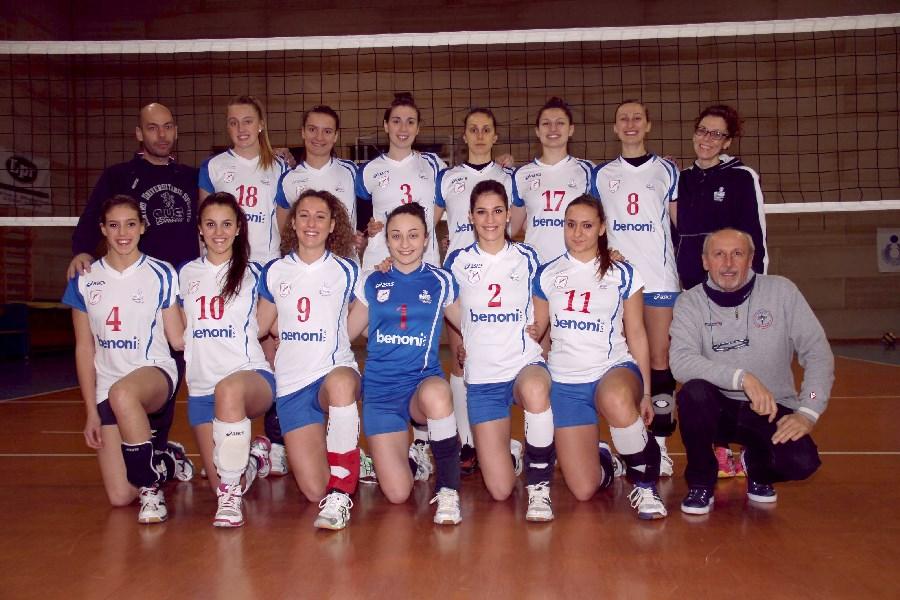 Volley Gussago 2015