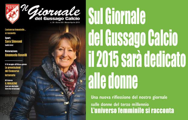 Il Giornale del Gussago Calcio - 36 Sara Simeoni