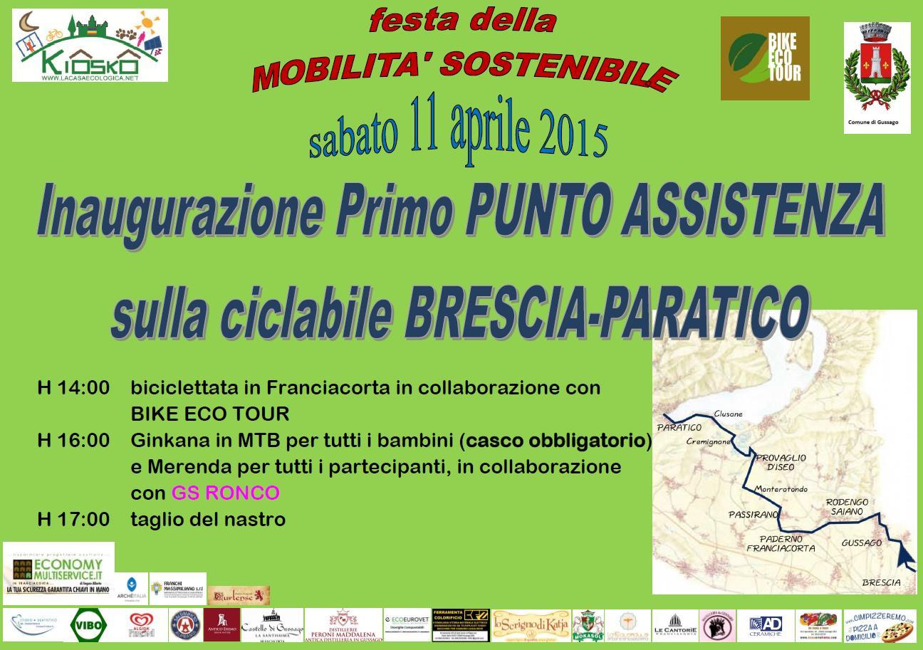 Festa della Mobilità sostenibile 2015