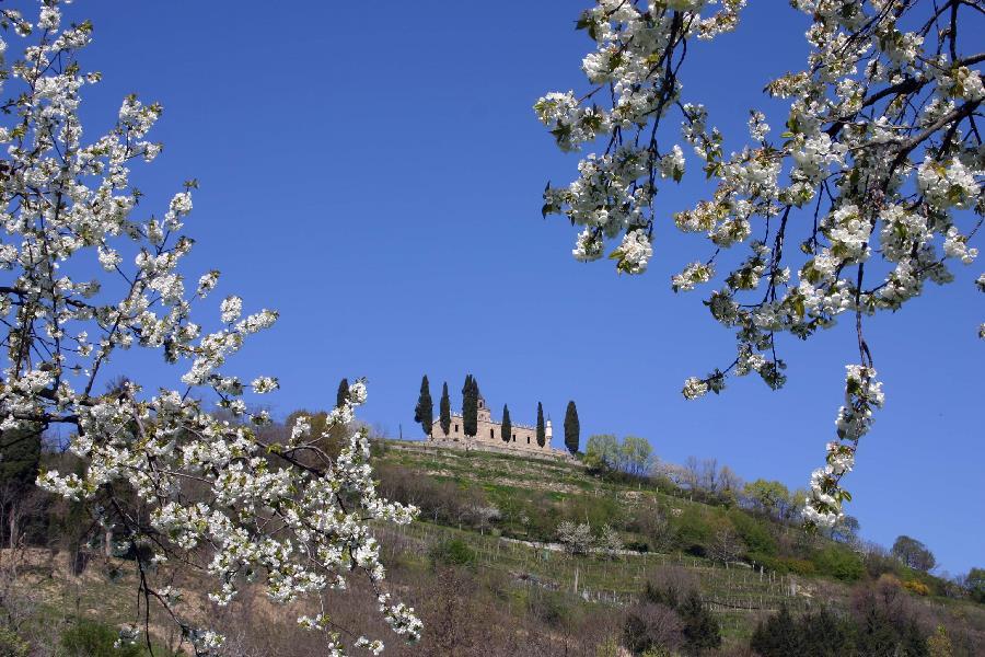 aprile 2008 Santissima da Santolino