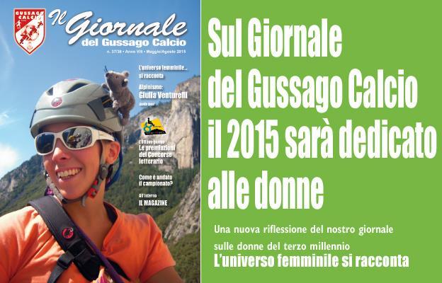 Giornale Gussago Calcio 37-38