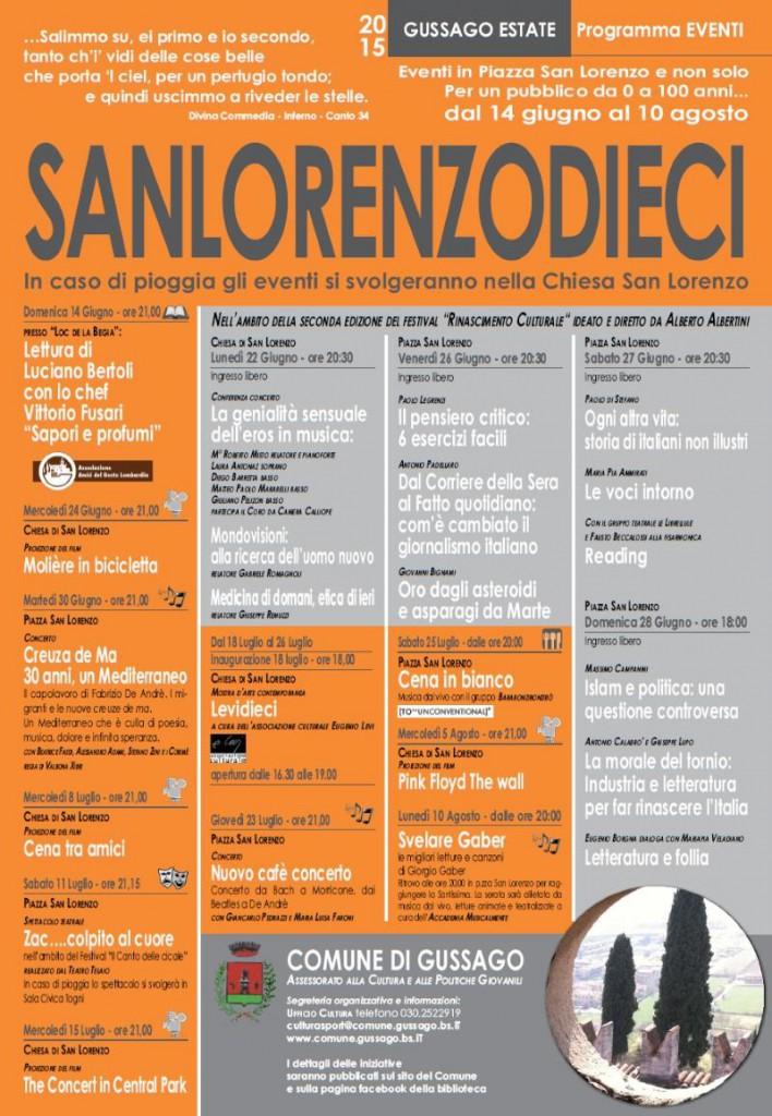 SanLorenzoDieci 2015