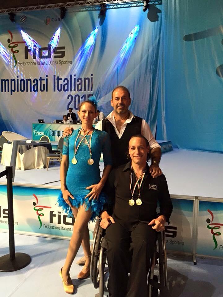 Tarek Greotti campioni 2015