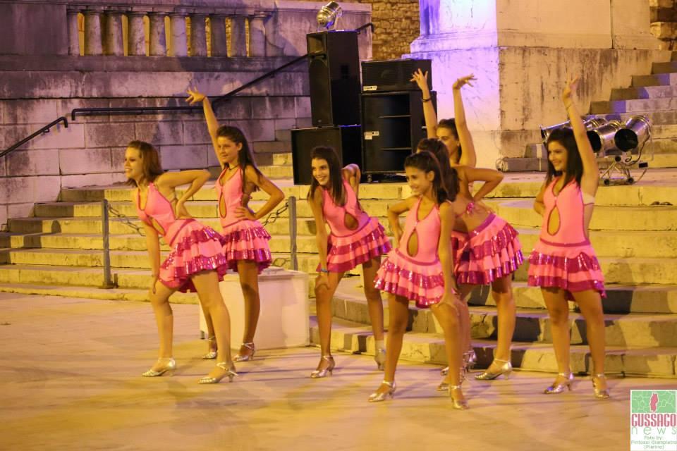 """Fotogallery """"Autunno a Gussago 2015 - Esibizione Spazio Danza"""""""