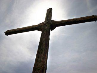 Croce necrologio