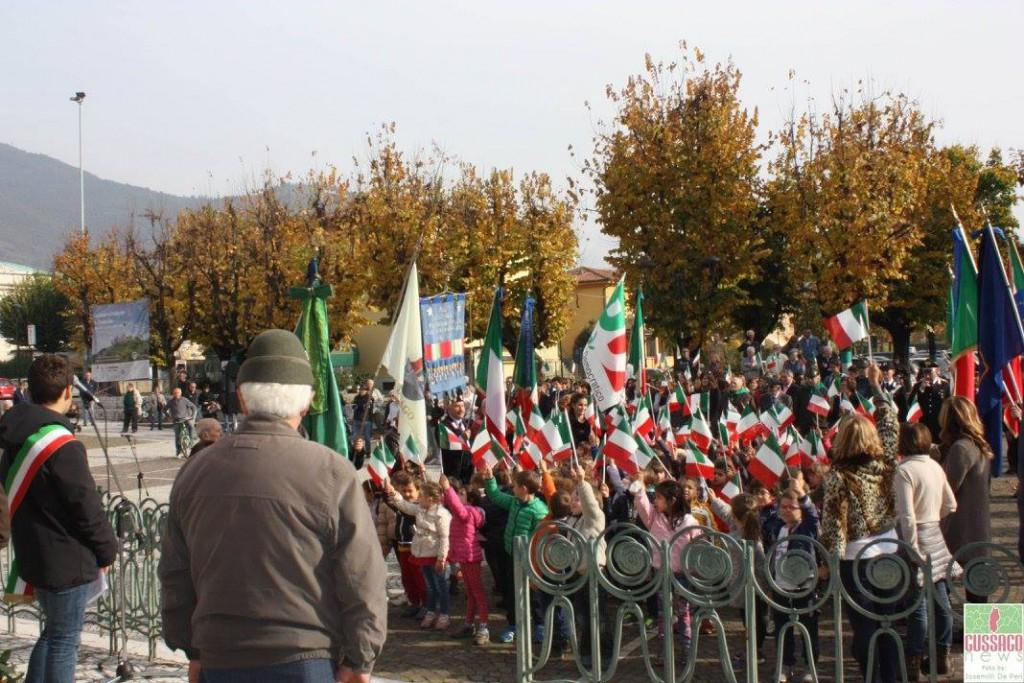 """Fotogallery commemorazione """"4 novembre"""" 2015"""