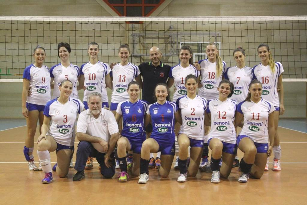 Volley Gussago, stagione 2015-2016