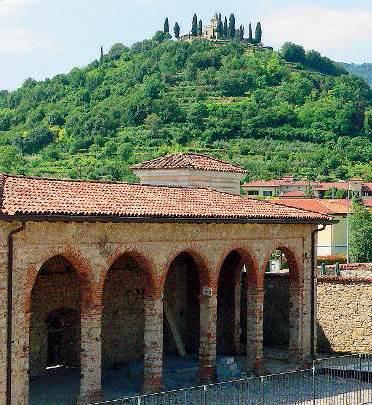 Barchessa sede Alpini