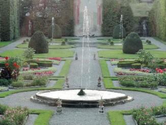 Giardino Villa Togni Averoldi