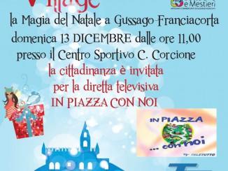 Teletutto Gussago Christmas Village 2015