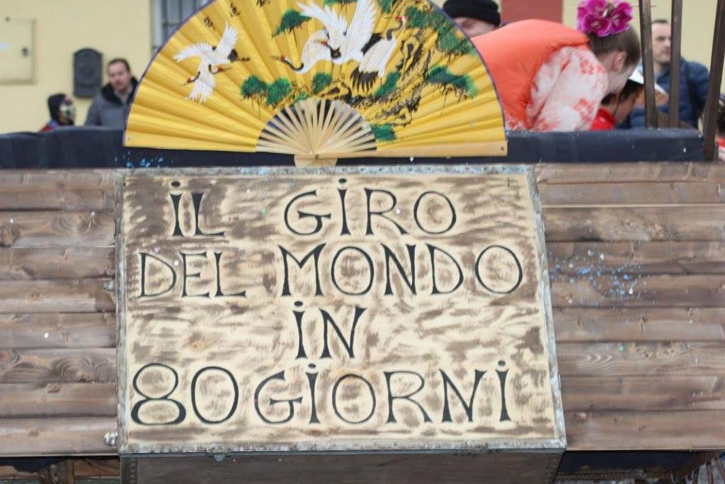 """Fotogallery festa di Carnevale """"Carnesale 2016: Il Giro del Mondo in 80 giorni"""""""