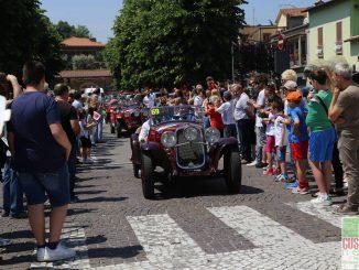 Fotogallery Festa passaggio Mille Miglia 2016
