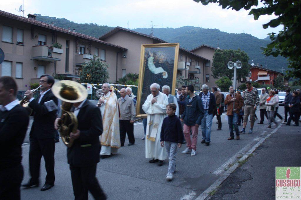 Fotogallery processione San Vincenzo 2016