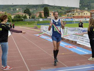 Momo El Kasmi Salò Run for Telethon 2016