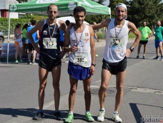 Momo El Kasmi Bossoni Half Marathon 2017