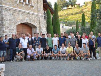 Fotogallery presentazione Gussago Calcio 2017-2018