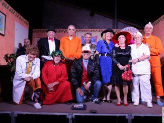 Fotogallery rassegna teatro dialettale frazioni Ronco settembre 2017
