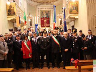 Fotogallery Festa Patrona Arma Carabinieri Virgo Fidelis novembre 2017