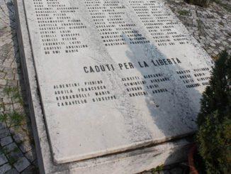 Stele caduti seconda guerra mondiale