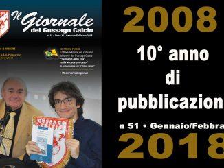 Giornale Gussago Calcio numero 51