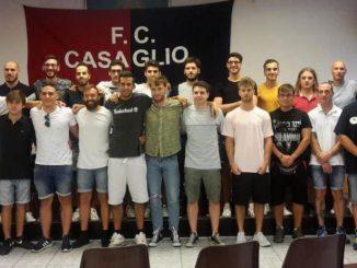 Casaglio stagione 2018-2019