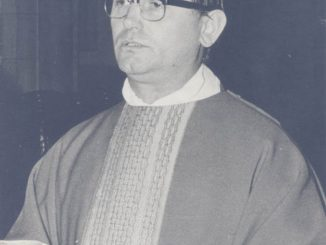 Don Enrico Cotelli anni 70