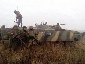mercenari Ucraina