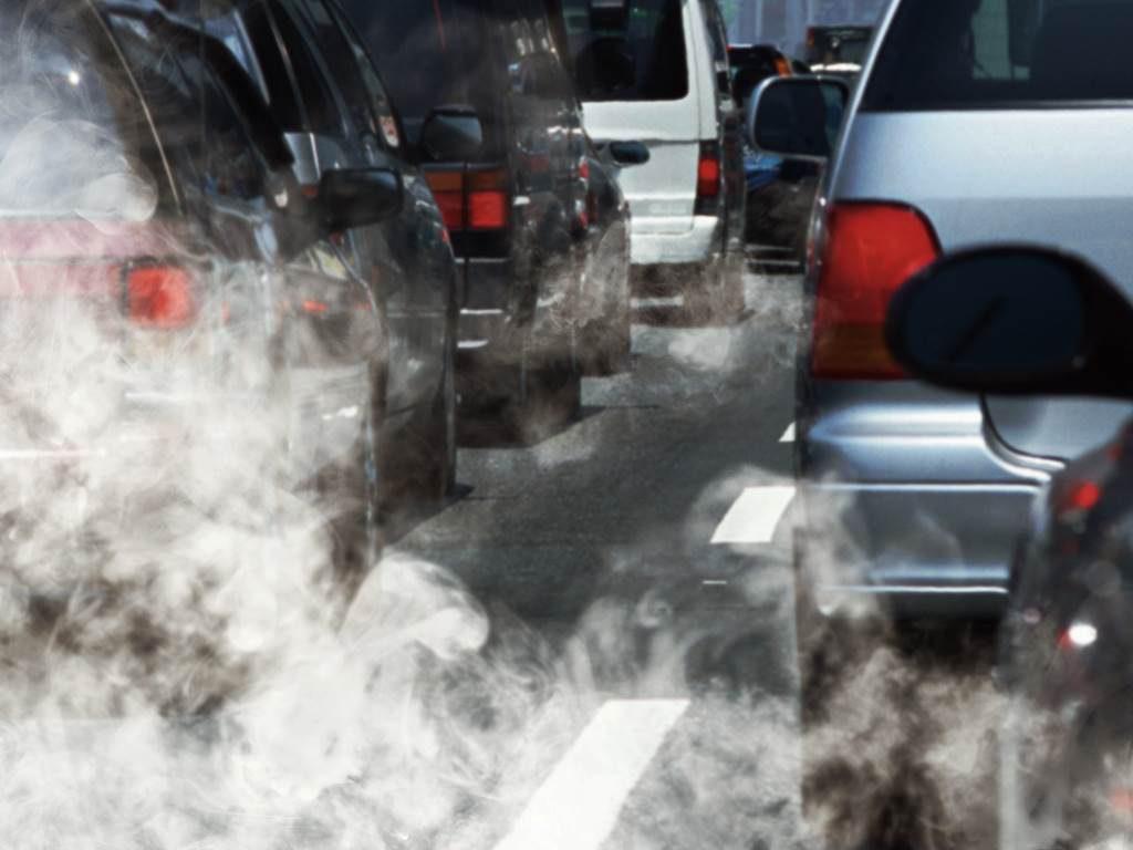Smog pm10 traffico