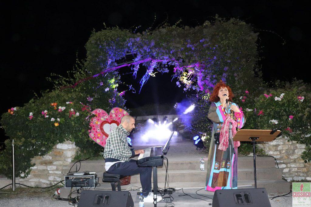 Autunno Gussago 2018 fotogallery concerto Irene Fargo settembre 2018