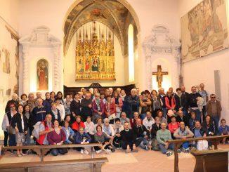Fotogallery pellegrinaggio santificazione Paolo VI visita terre terremotate ottobre 2018