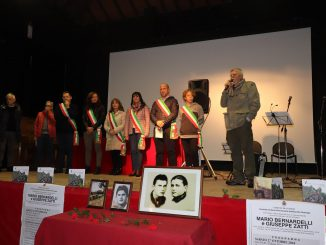 """Fotogallery commemorazione 74° anniversario """"Sella dell'Oca"""" ottobre 2018"""