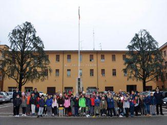 Scuola Sale Caserma Carabinieri dicembre 2018